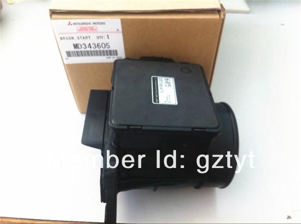 For Japan car OEM MD343605 / E5T08471 Air flow meter