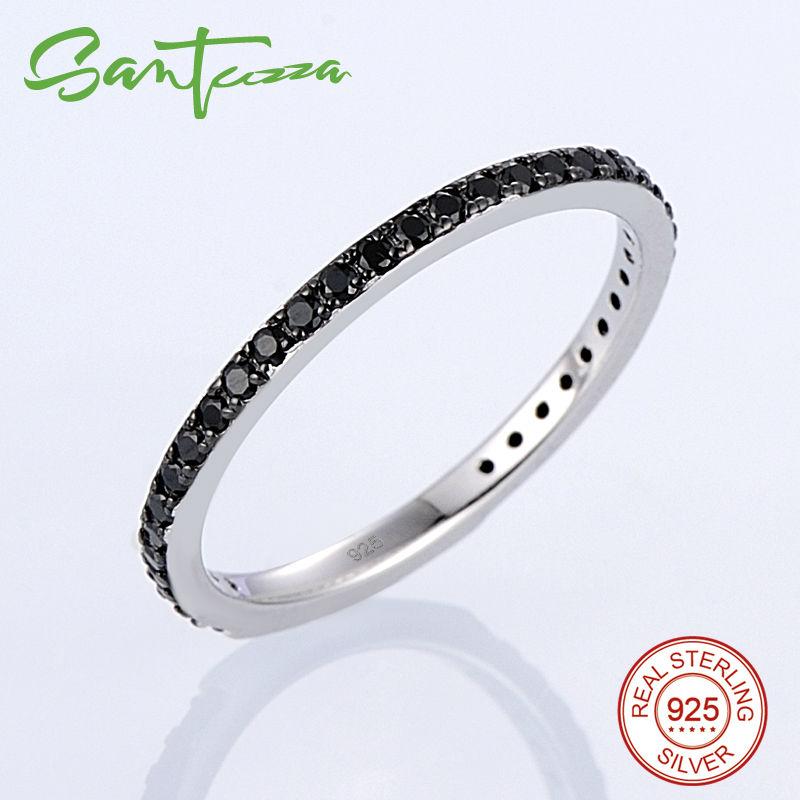 Silver Ring  R308039BSNSK925-SV1-W