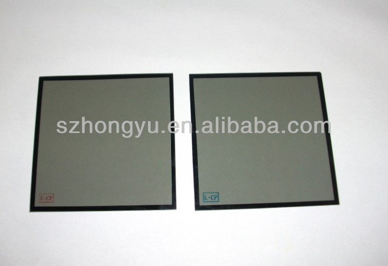 filter with glass