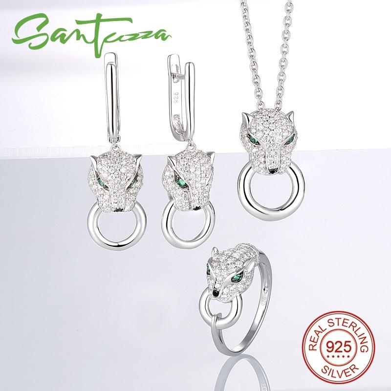 Jewelry Set-304390SBGSZSL925 - 1
